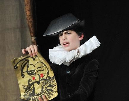 "WINTER/SPRING 2011  Cymbeline | Merchant of Venice | Comedy of Errors"""