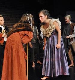 WINTER/SPRING 2012King John | Love's Labor's Lost | Hamlet