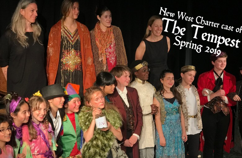 Shakespeare Youth Festival: New West – Fall 2019