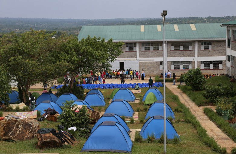 Sauti Kuu Foundation, Kogelo, Kenya
