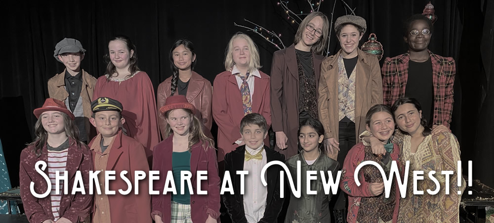 Shakespeare at New West