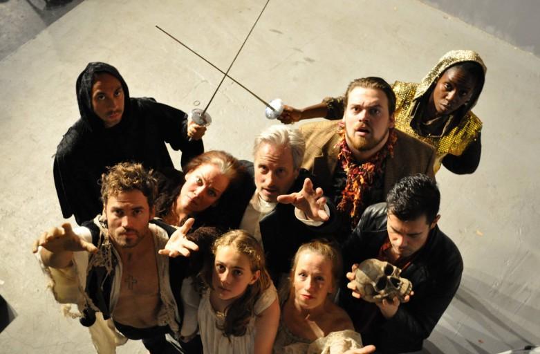 Outspoken: Shakespeare in Shackles